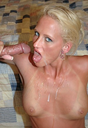 Nude Cum in Mature Mouth Porn Pictures