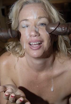Nude Mature Bukkake Porn Pictures