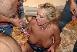 Nude Mature Gangbang Porn Pictures