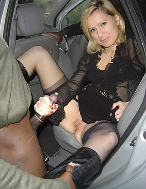 Nude Mature Car Porn Pictures