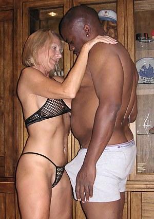 Nude Mature Interracial Porn Pictures