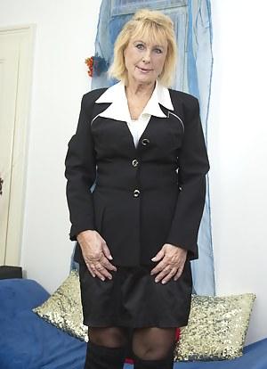 Nude Mature Uniform Porn Pictures