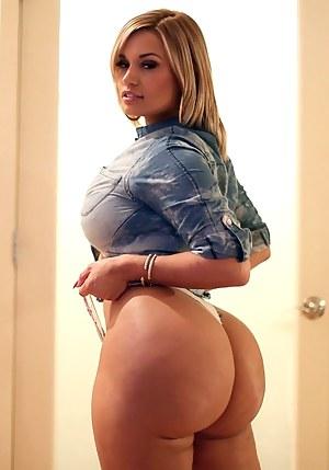 Nude Mature Bubble Butt Porn Pictures