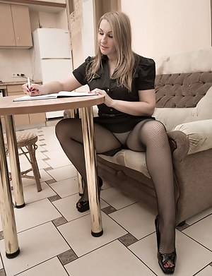 Nude Mature Pantyhose Porn Pictures