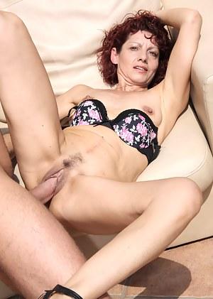 mature naked women in hardcore porno