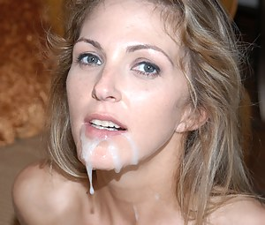 Nude Mature Facial Porn Pictures
